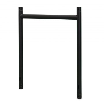Eurotruss - H FRAME (LARGE) (BLACK), 800x1000x50mm
