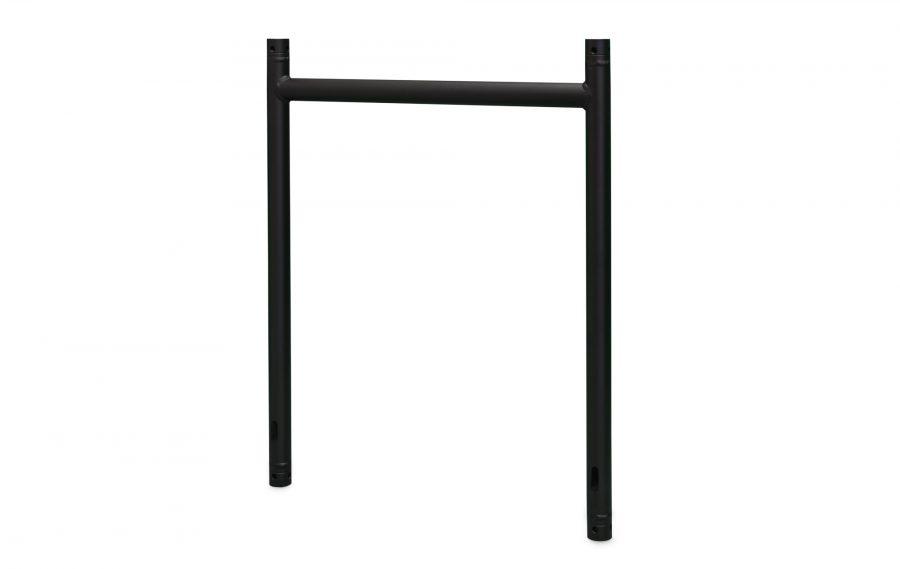 Eurotruss - H FRAME (LARGE) (BLACK), 800x1000x50mm