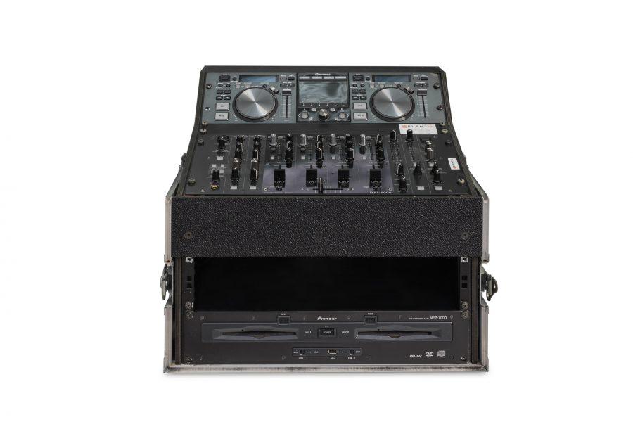Pioneer DJ Case mit MEP 7000 und DJM 5000