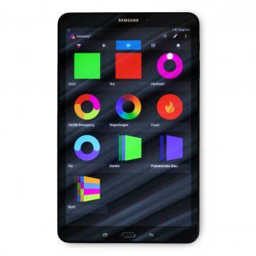Samsung Galaxy Tab A T580 25,54cm 10,1 Zoll