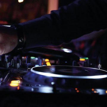 Beschallung und DJ Equipment